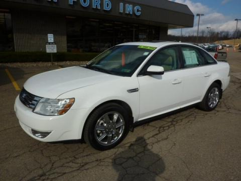 2008 ford taurus sel awd data info and specs. Black Bedroom Furniture Sets. Home Design Ideas