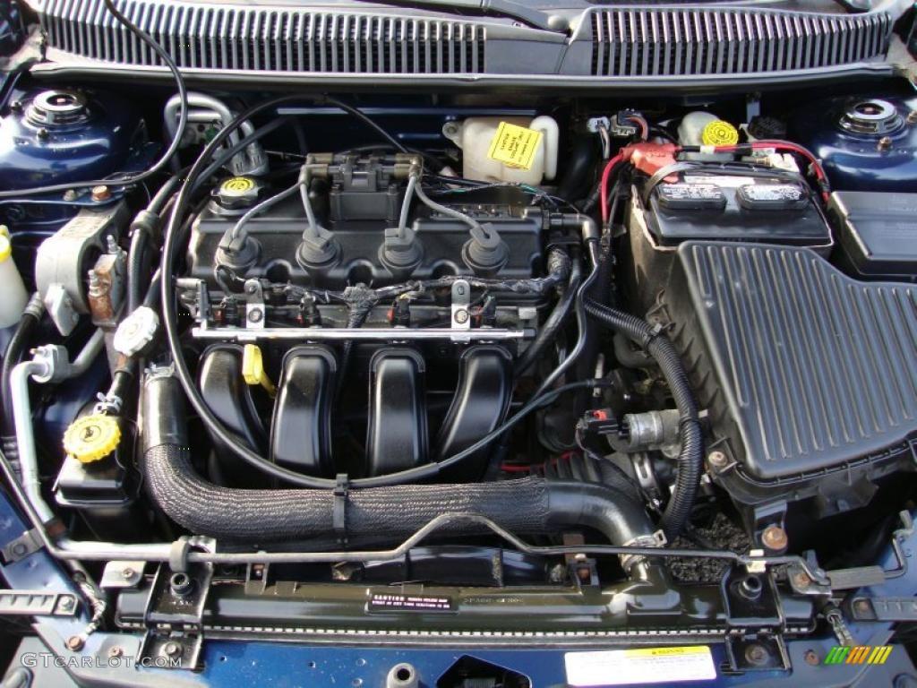 2003 Dodge Neon Se 2 0 Liter Sohc 16 Valve 4 Cylinder