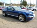 2007 Vista Blue Metallic Ford Mustang Shelby GT500 Coupe  photo #6