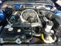 2007 Vista Blue Metallic Ford Mustang Shelby GT500 Coupe  photo #20