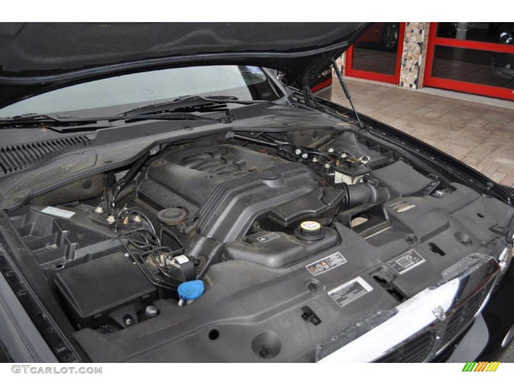 2004 jaguar xj xj8 4 2 liter dohc 32 valve v8 engine photo