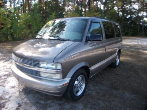 2003 Chevrolet Astro  Data, Info and Specs