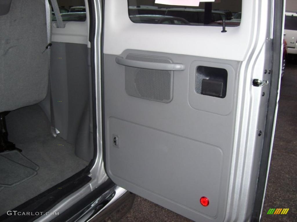 ford van interior panels