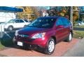 2009 Tango Red Pearl Honda CR-V EX-L 4WD  photo #2
