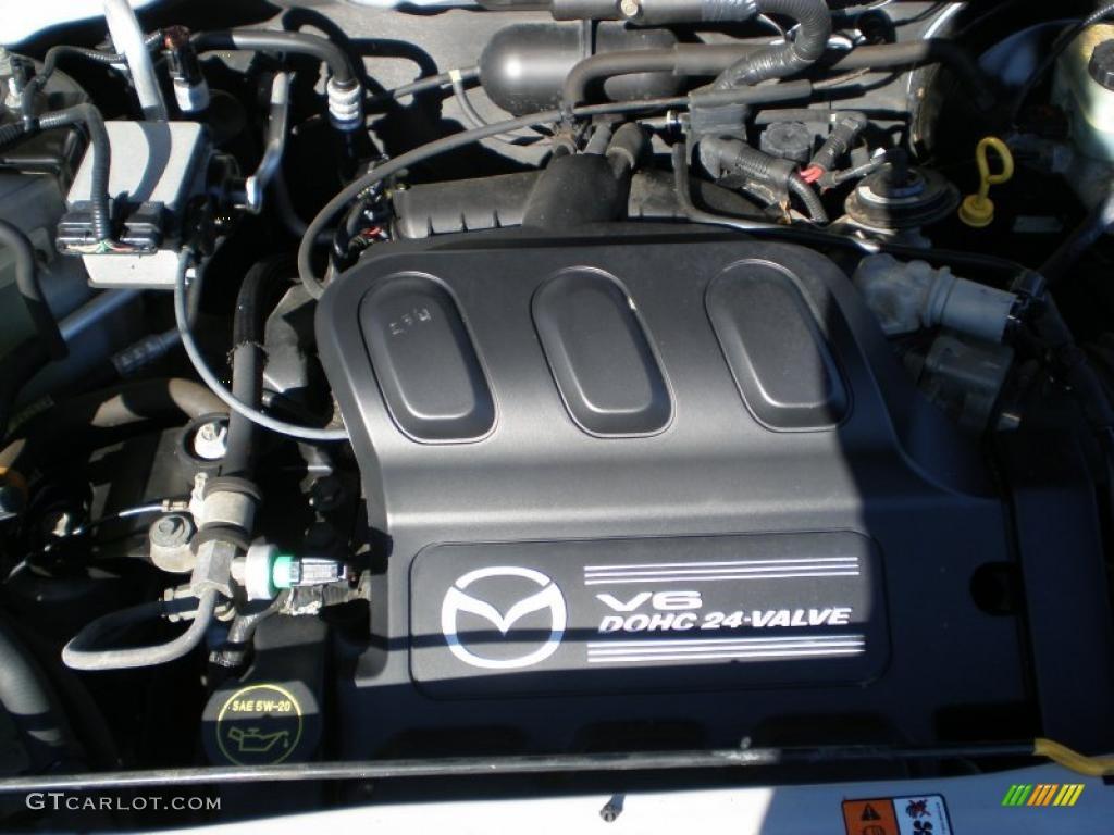 2001 mazda tribute lx v6 3 0 liter dohc 24 valve v6 engine. Black Bedroom Furniture Sets. Home Design Ideas
