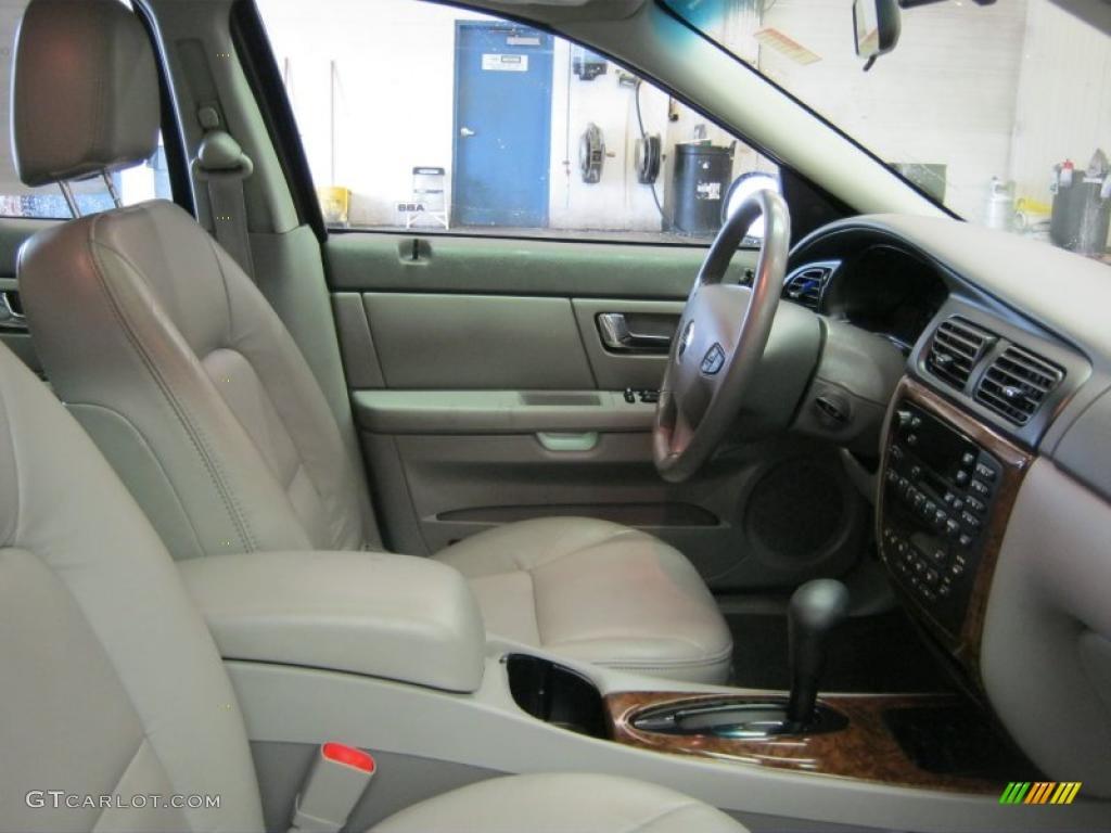 2001 mercury sable wagon interior