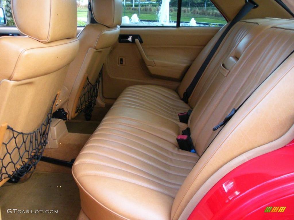 1992 mercedes-benz 190 class 190e 2.3 interior photo #40267042