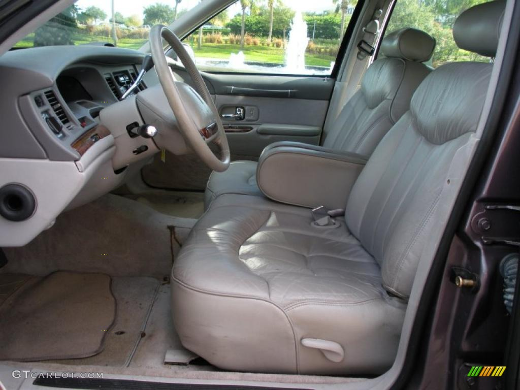grey interior 1995 lincoln town car executive photo. Black Bedroom Furniture Sets. Home Design Ideas