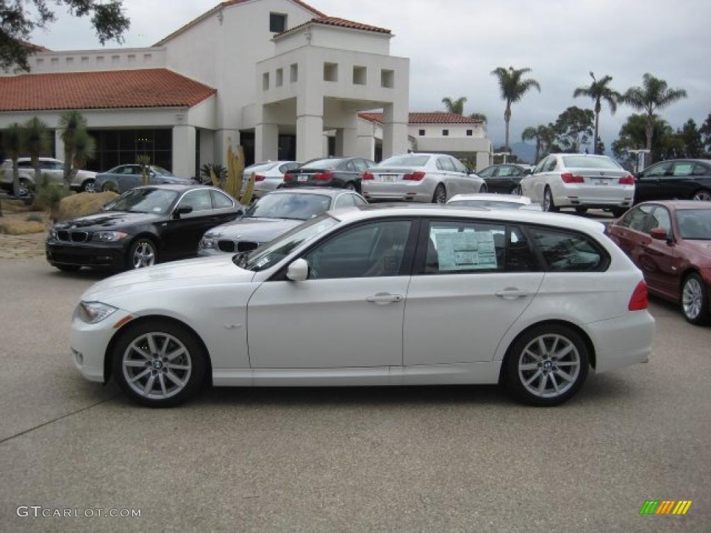 Alpine White BMW Series I Sports Wagon Exterior Photo - Bmw 3 series sports wagon