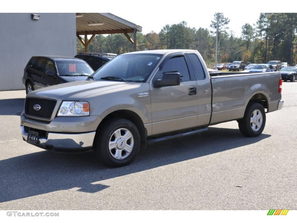 2004 dark shadow grey metallic ford f150 xlt regular cab. Black Bedroom Furniture Sets. Home Design Ideas