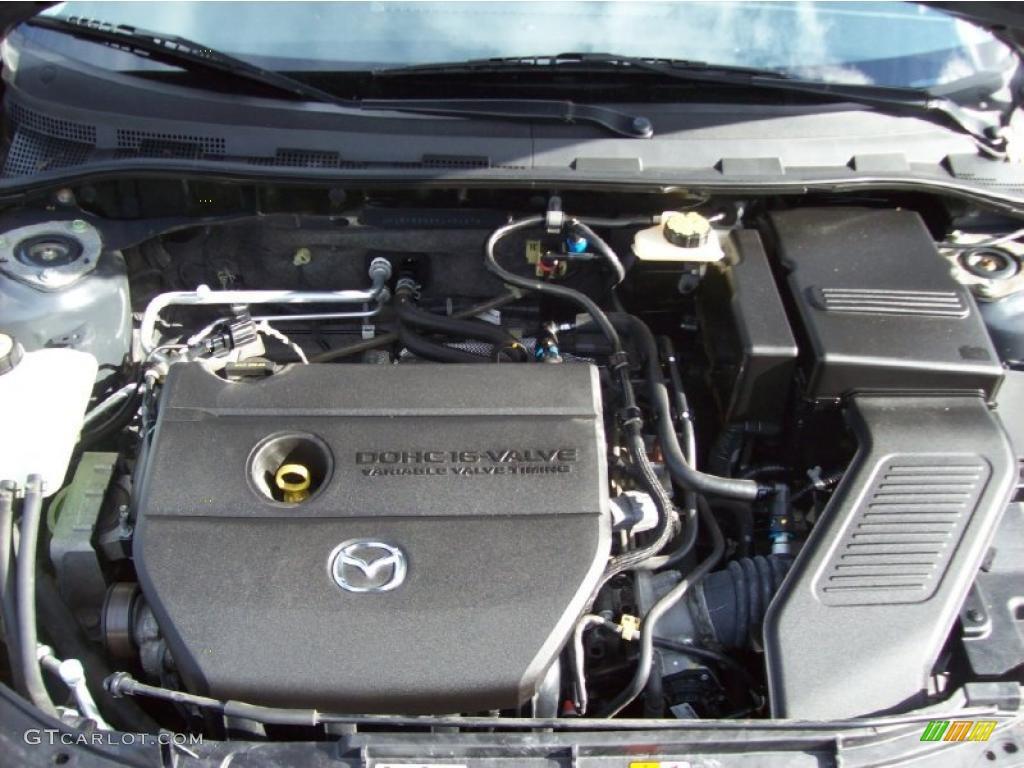 2006 Mazda Mazda3 I Sedan 2 0l Dohc 16v Inline 4 Cylinder