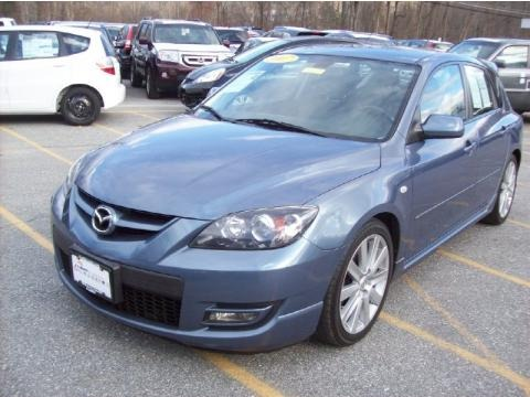 2007 mazda mazda3 mazdaspeed3 grand touring data info and specs. Black Bedroom Furniture Sets. Home Design Ideas