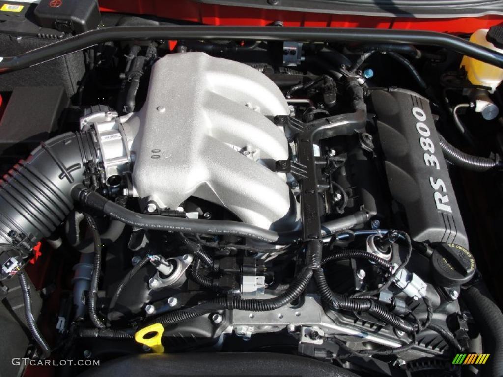 2011 hyundai genesis coupe 3 8 r spec engine photos - Hyundai genesis coupe engine ...