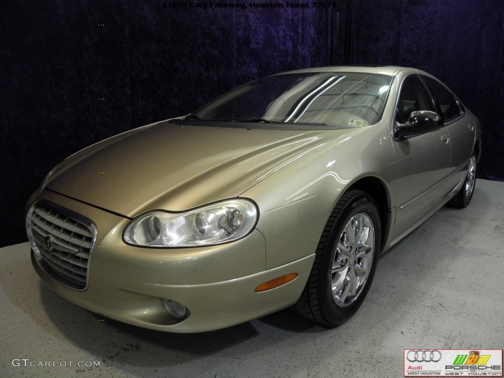 light almond pearl metallic 2002 chrysler concorde limited exterior. Cars Review. Best American Auto & Cars Review