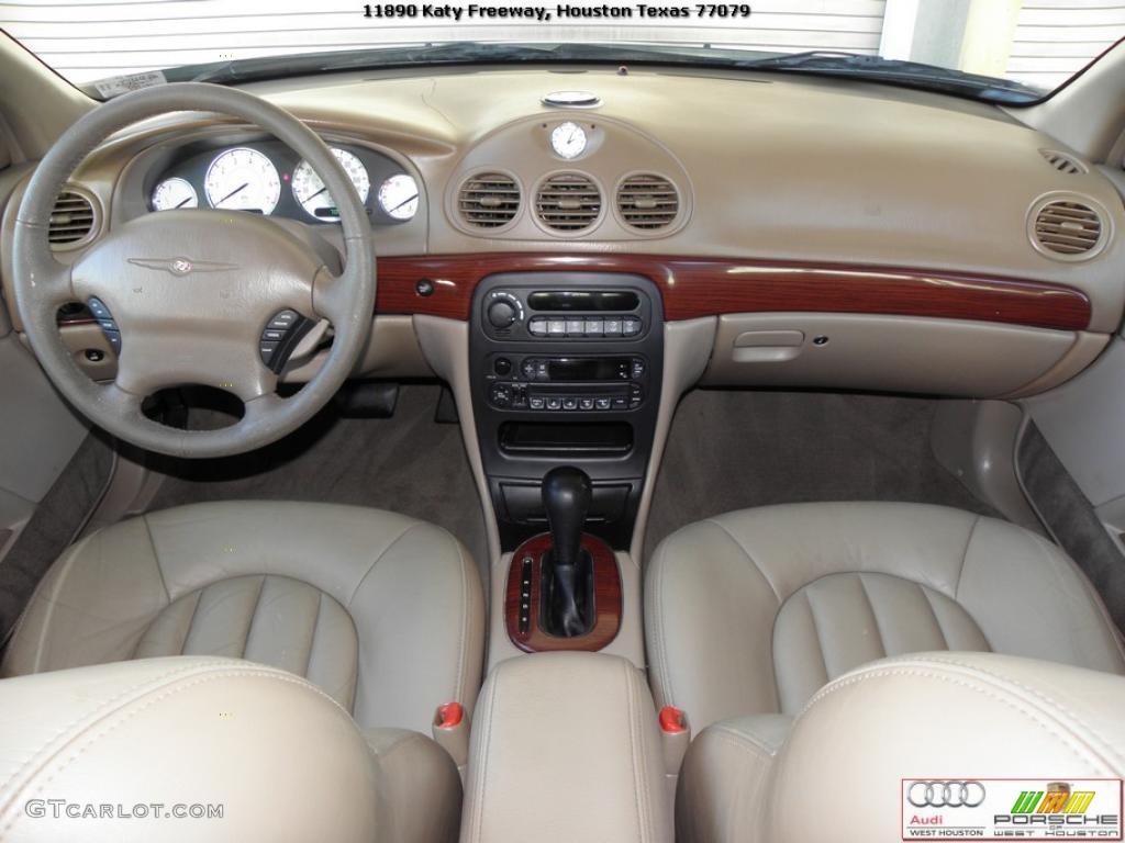 Sandstone interior 2002 chrysler concorde limited photo 40301127