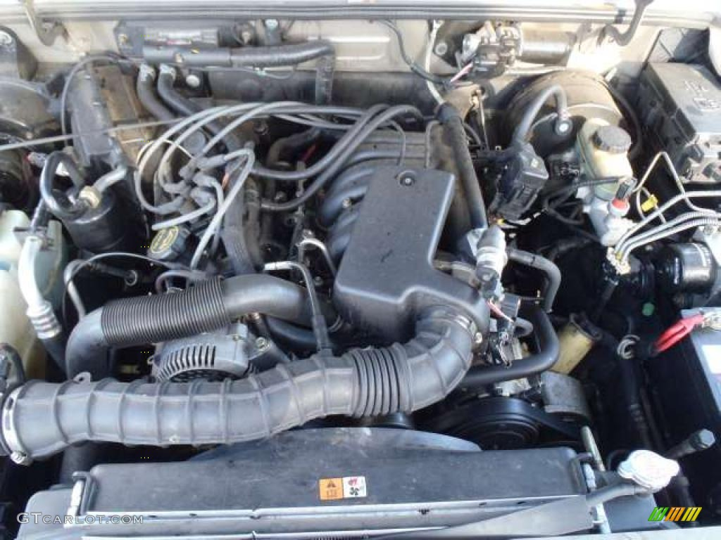 2003 ford ranger xlt supercab 3 0 liter ohv 12v vulcan v6. Black Bedroom Furniture Sets. Home Design Ideas
