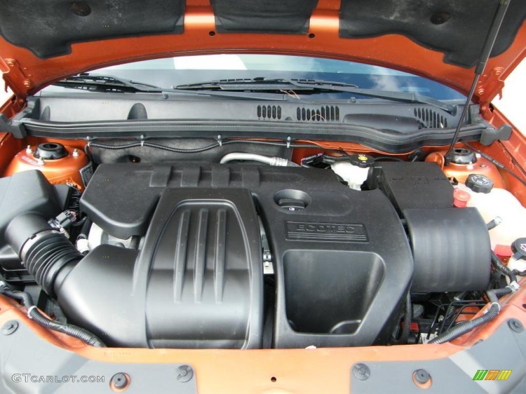 2007 Pontiac G5 Gt 2 4 Liter Dohc 16 Valve Vvt 4 Cylinder