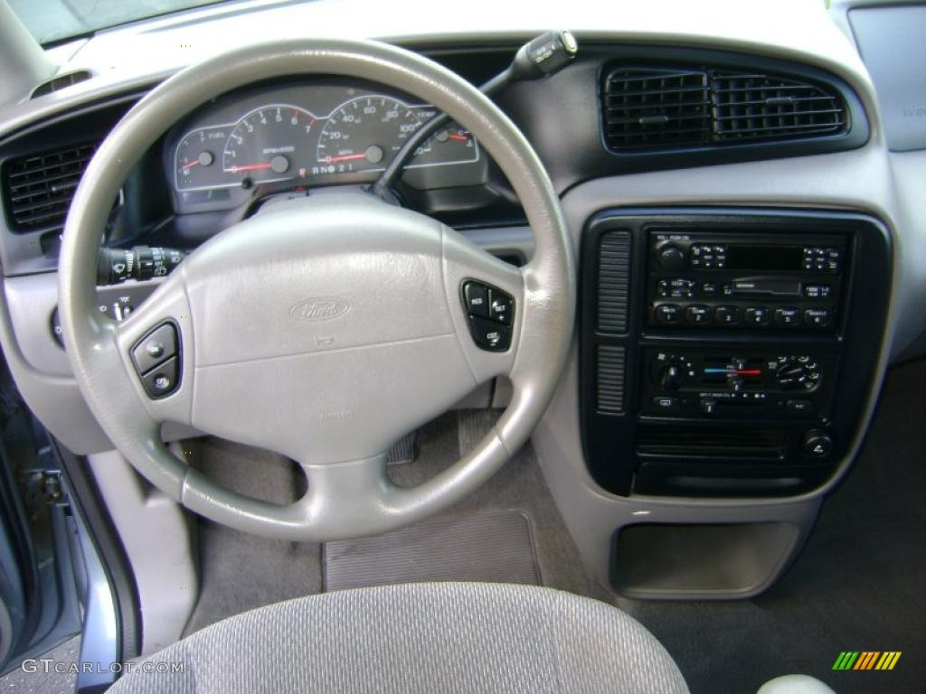 Dashboard on 1998 ford windstar engine