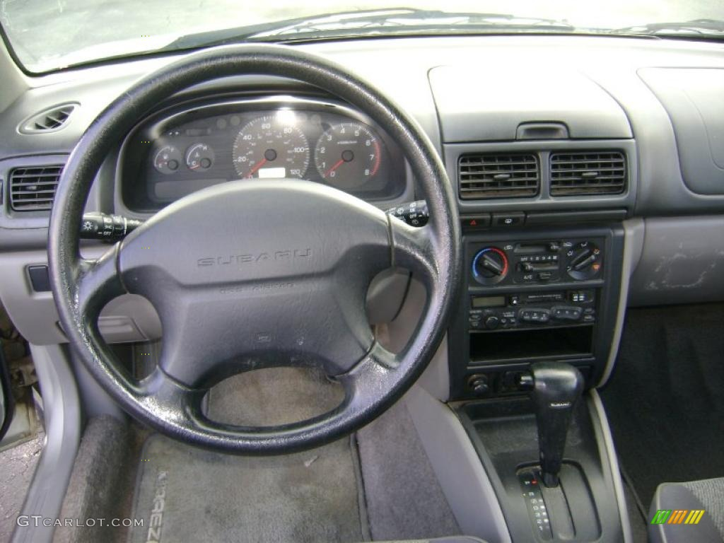 1999 subaru impreza l wagon gray dashboard photo 40307368 gtcarlot com gtcarlot com
