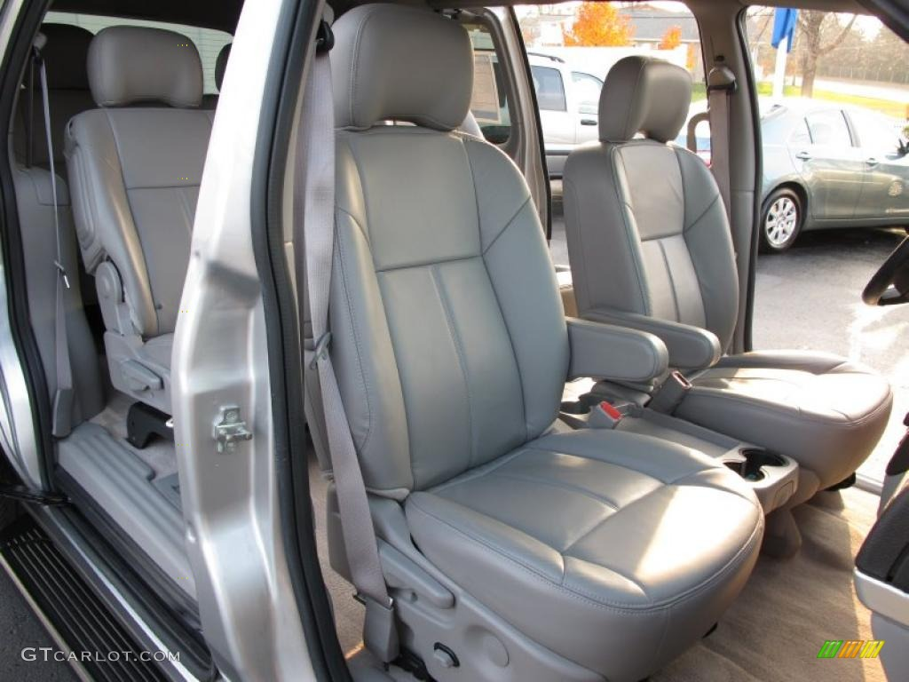 2006 Chevrolet Uplander Lt Awd Interior Photo 40315104