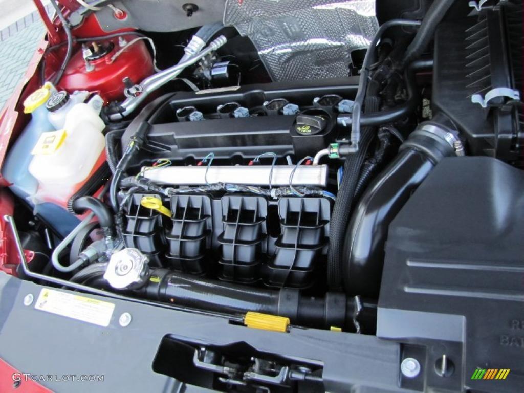 2007 Dodge Caliber Sxt 2 0l Dohc 16v Dual Vvt 4 Cylinder Engine Photo 40321248