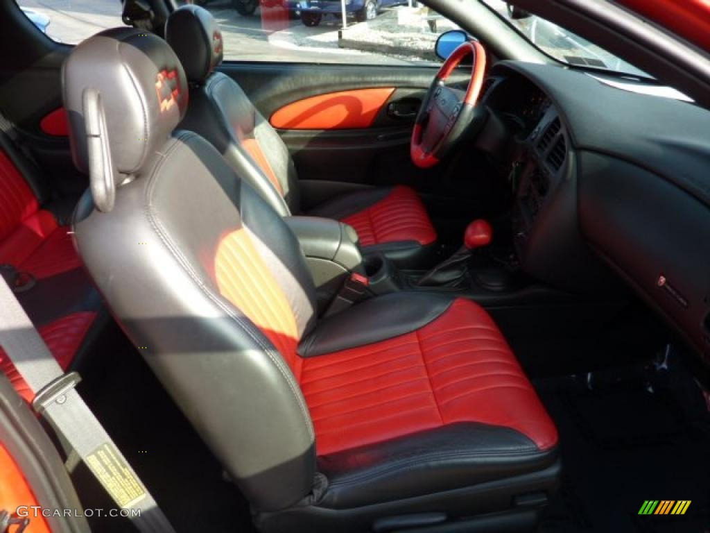 2000 chevrolet monte carlo limited edition pace car ss interior photo 40322576