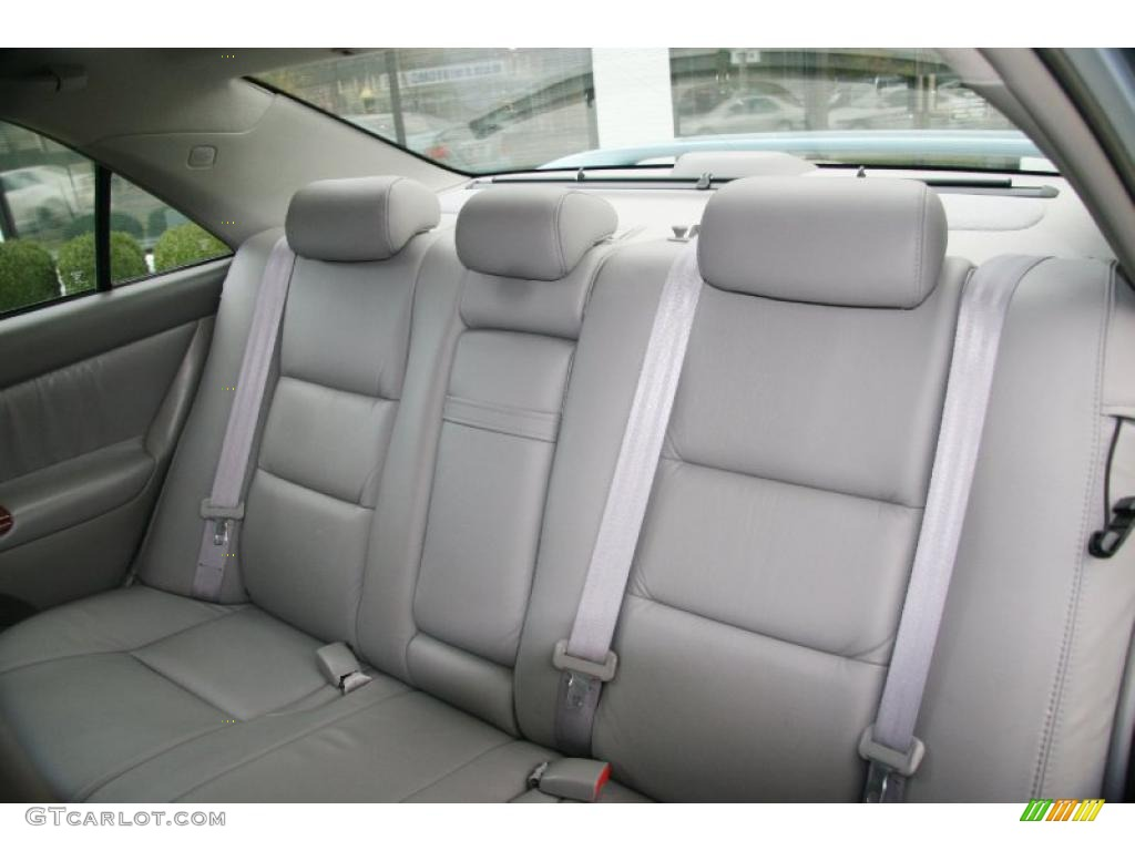 stone gray interior 2006 toyota camry xle v6 photo 40326540. Black Bedroom Furniture Sets. Home Design Ideas
