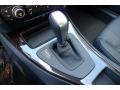 2011 3 Series 328i xDrive Sedan 6 Speed Steptronic Automatic Shifter