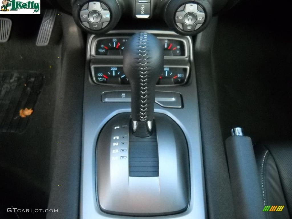 2010 Chevrolet Camaro Ss Rs Coupe 6 Speed Tapshift Automatic Transmission Photo 40336290
