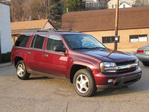 2006 chevrolet trailblazer ext ls 4x4 data info and specs. Black Bedroom Furniture Sets. Home Design Ideas