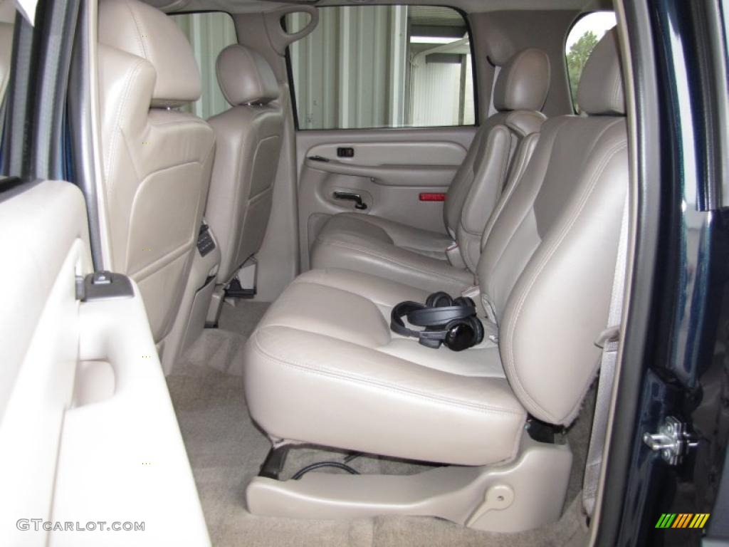 Sandstone interior 2005 gmc yukon xl denali awd photo 40345850