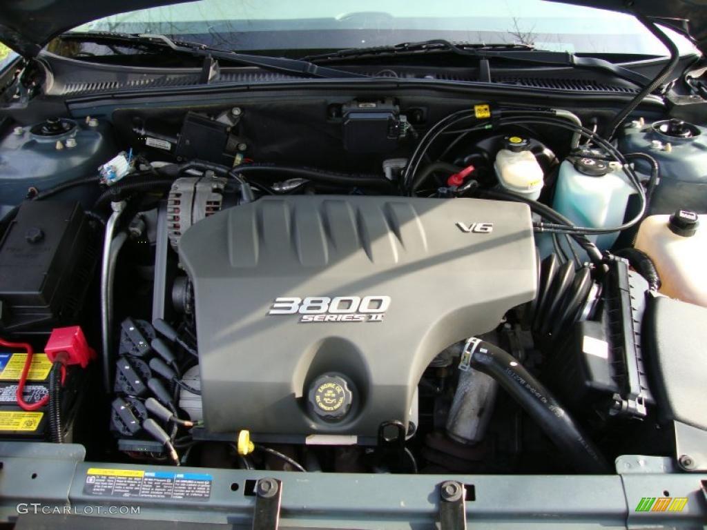 2002 Buick Park Avenue Standard Park Avenue Model 3 8