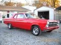 1967 Fairlane 500 XL 2 Door Hardtop Red
