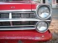 Red - Fairlane 500 XL 2 Door Hardtop Photo No. 6