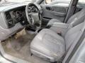 Mist Gray 1999 Dodge Durango Interiors