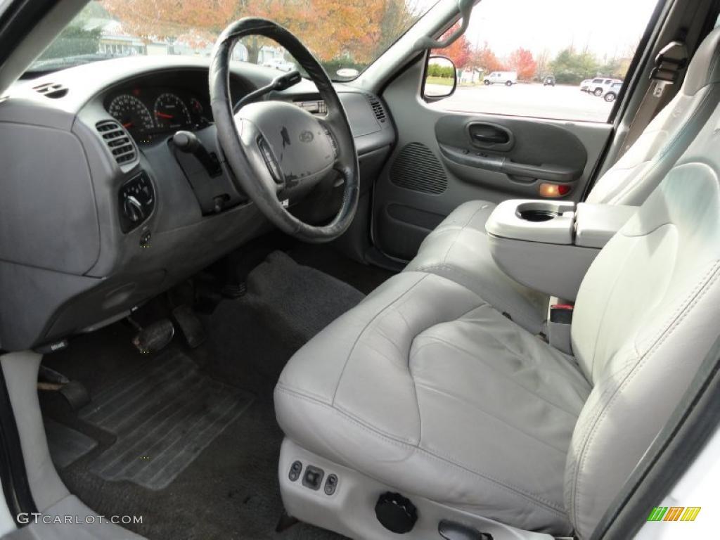 2011 F150 Xlt Specs >> Medium Graphite Interior 2001 Ford F150 XLT SuperCrew 4x4 Photo #40349338   GTCarLot.com
