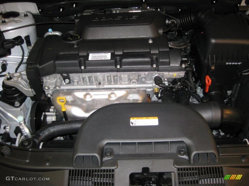 2011 Hyundai Elantra Touring Se 2 0 Liter Dohc 16 Valve