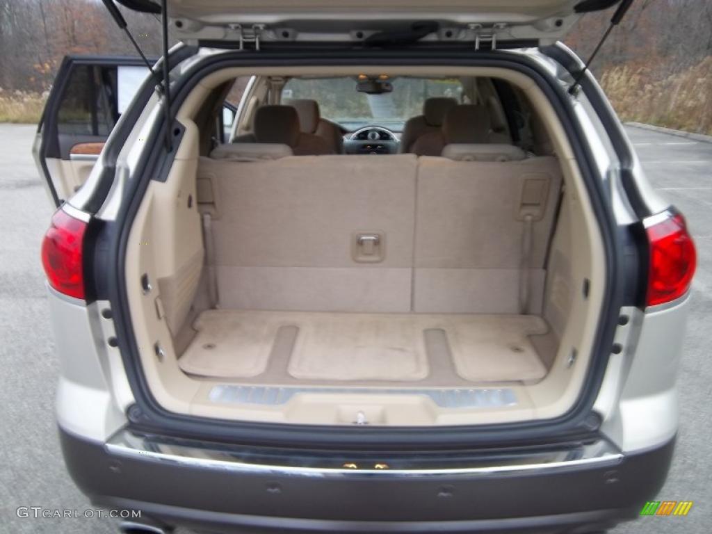 2008 Buick Enclave CX Trunk Photo #40355569