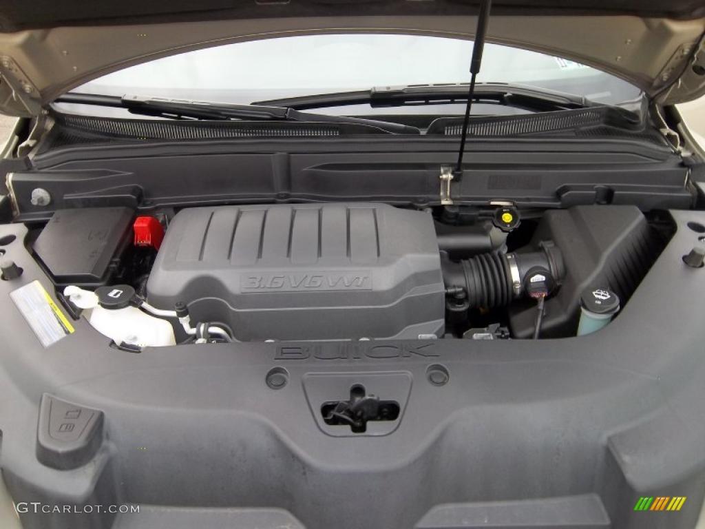 2008 Buick Enclave CX 3.6 Liter DOHC 24-Valve VVT V6 Engine Photo #40355601