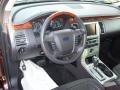 Charcoal Black Dashboard Photo for 2010 Ford Flex #40371373