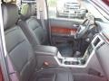 Charcoal Black Interior Photo for 2010 Ford Flex #40371453