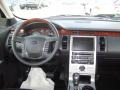 Charcoal Black Dashboard Photo for 2010 Ford Flex #40371553