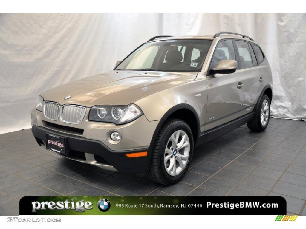 Platinum Bronze Metallic BMW X3