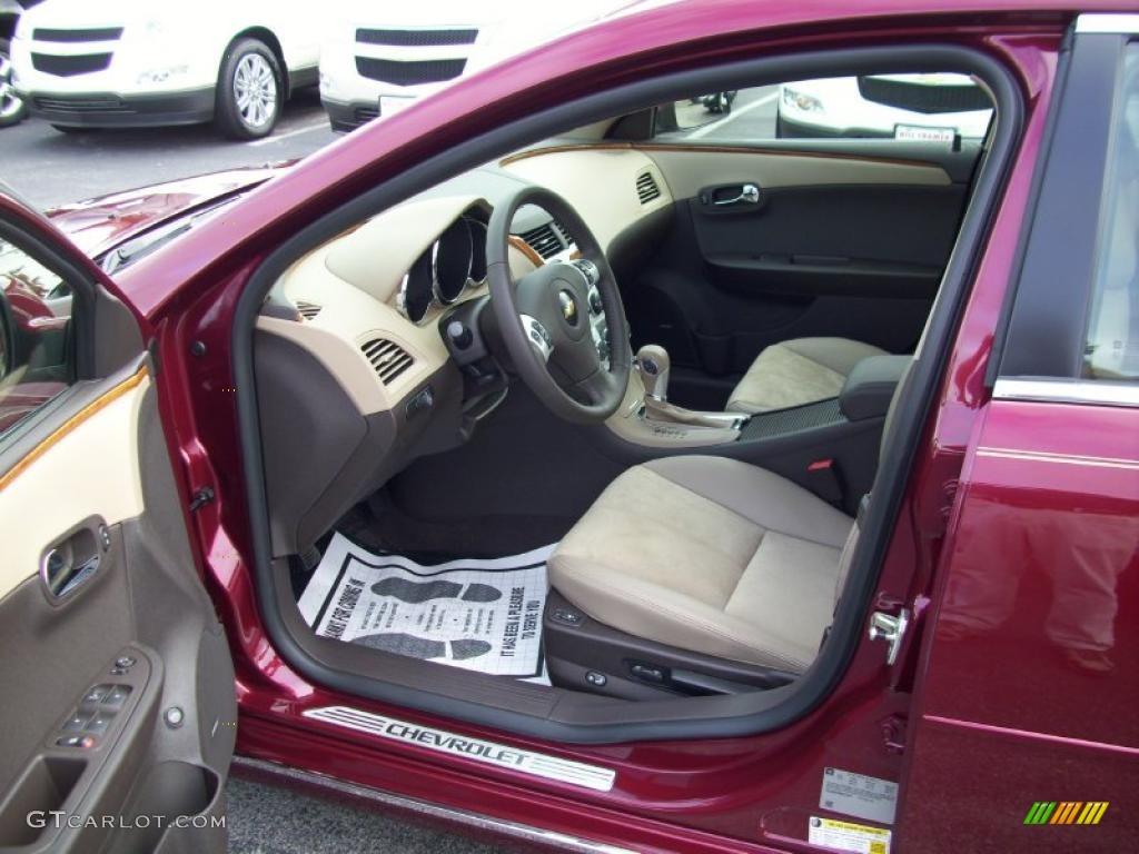 2011 Chevrolet Malibu Lt Interior Photo 40380433