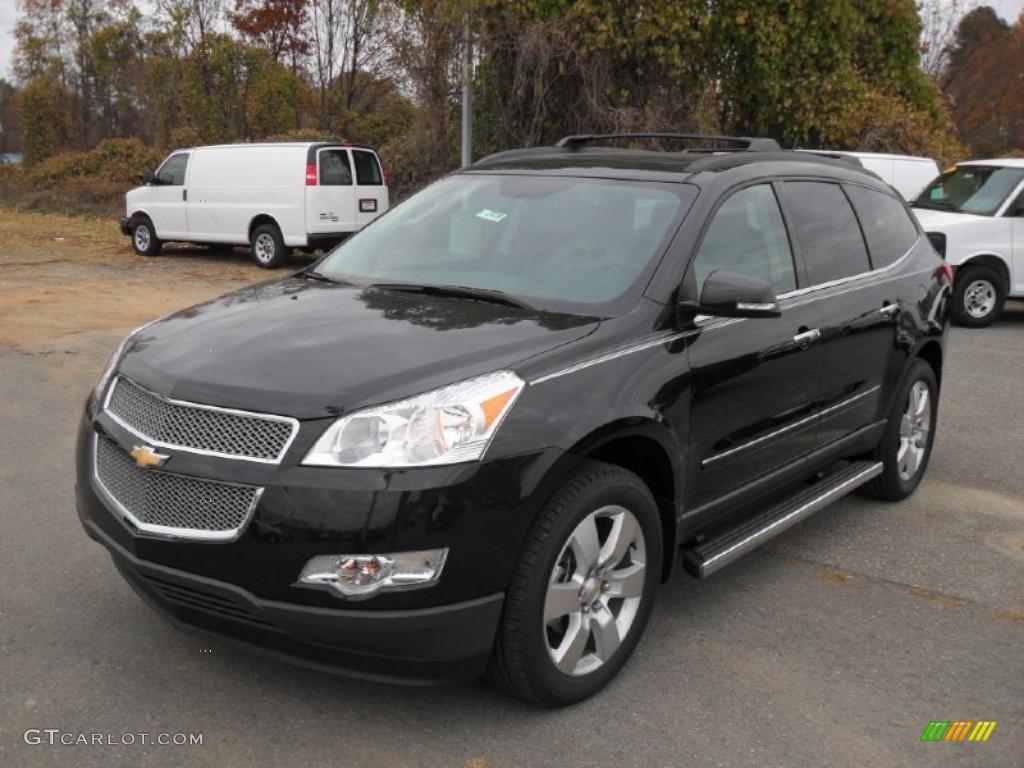 black granite metallic 2011 chevrolet traverse ltz exterior photo. Cars Review. Best American Auto & Cars Review