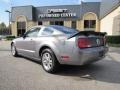 2007 Tungsten Grey Metallic Ford Mustang V6 Premium Coupe  photo #5