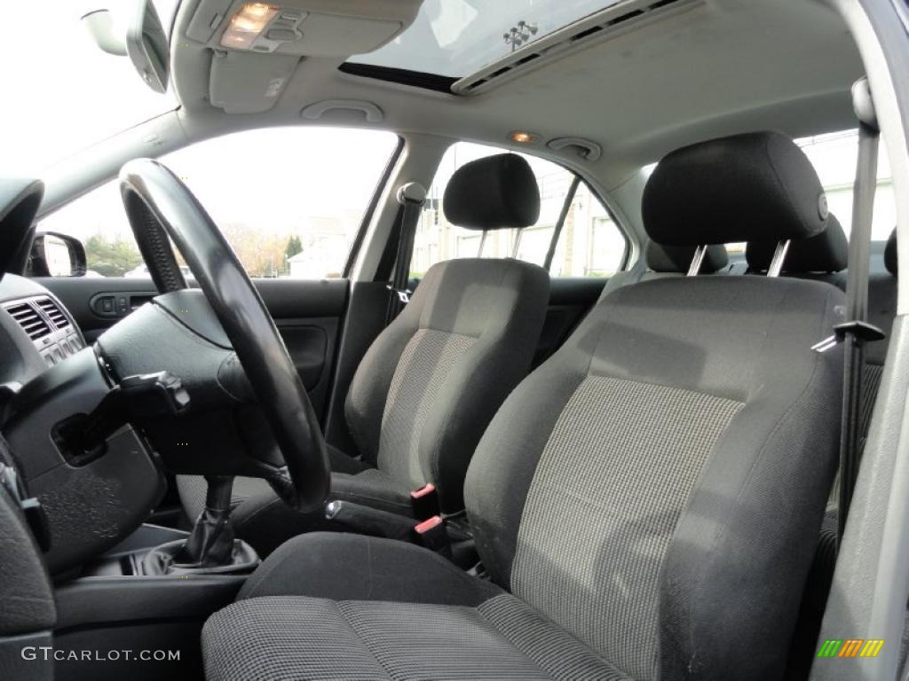 2003 Volkswagen Jetta Wolfsburg Edition 1.8T Sedan interior Photo #40402465 | GTCarLot.com