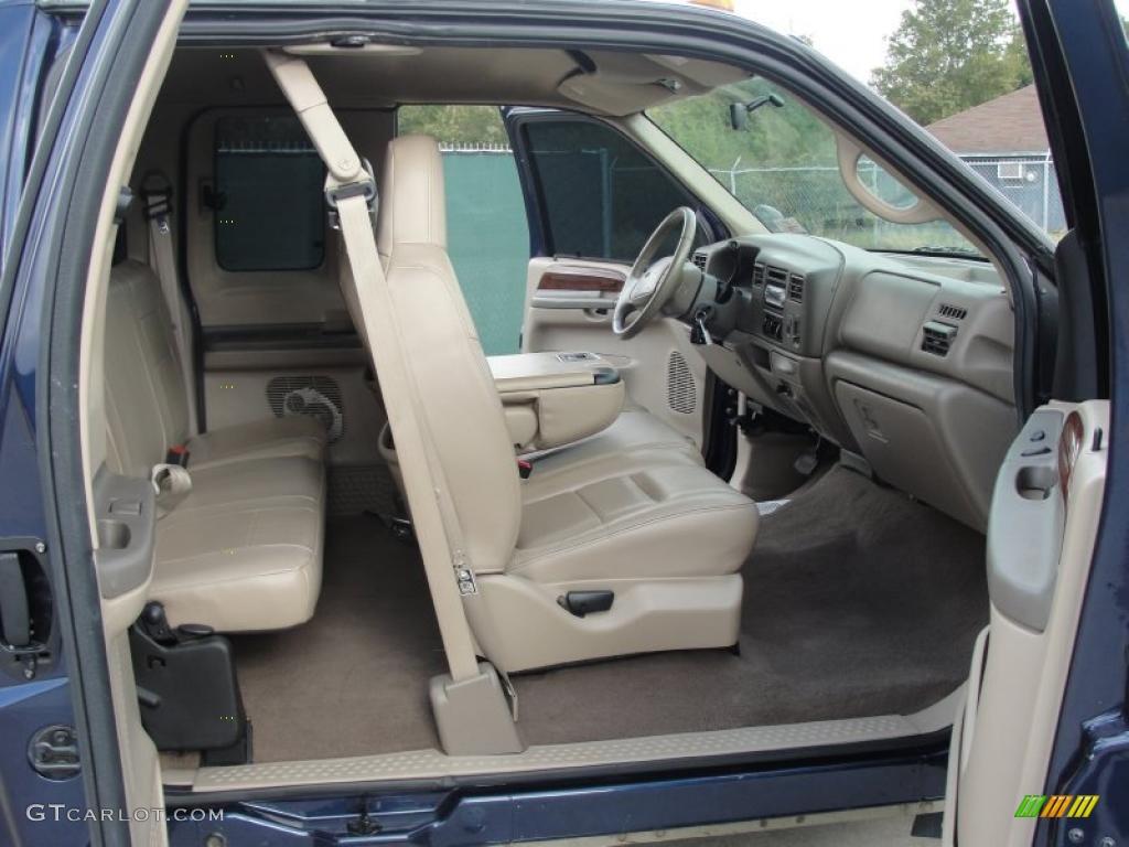 2001 ford f250 super duty lariat supercab interior photo 40402613