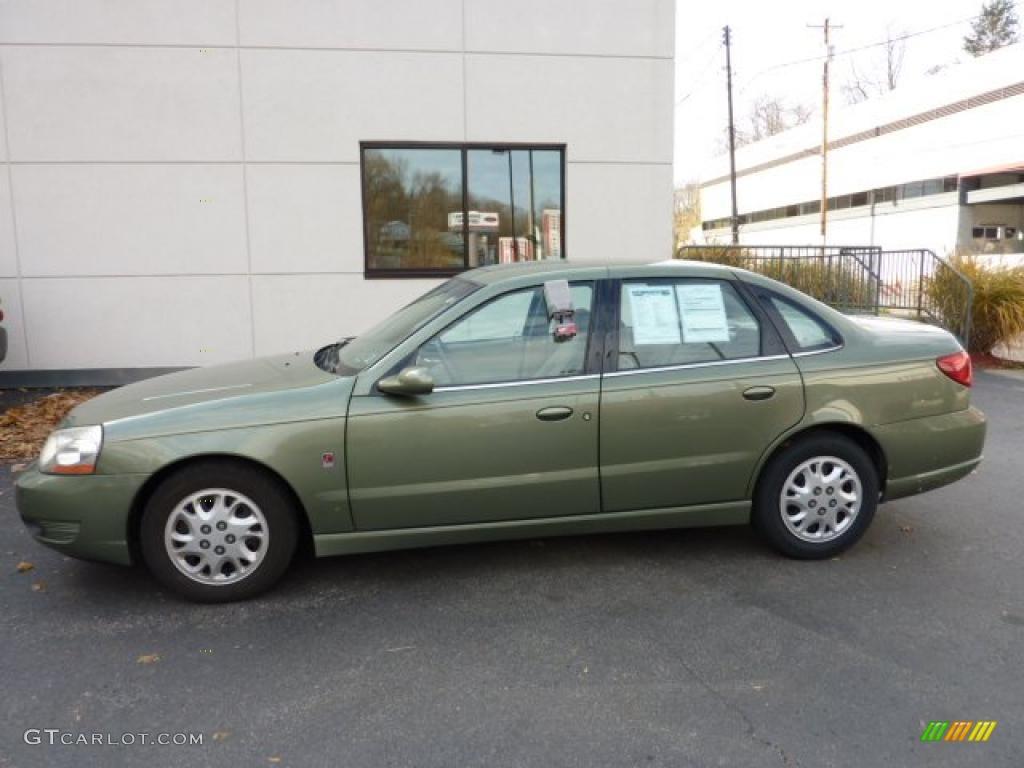 2003 silver green saturn l series l200 sedan 40353848 car color galleries. Black Bedroom Furniture Sets. Home Design Ideas