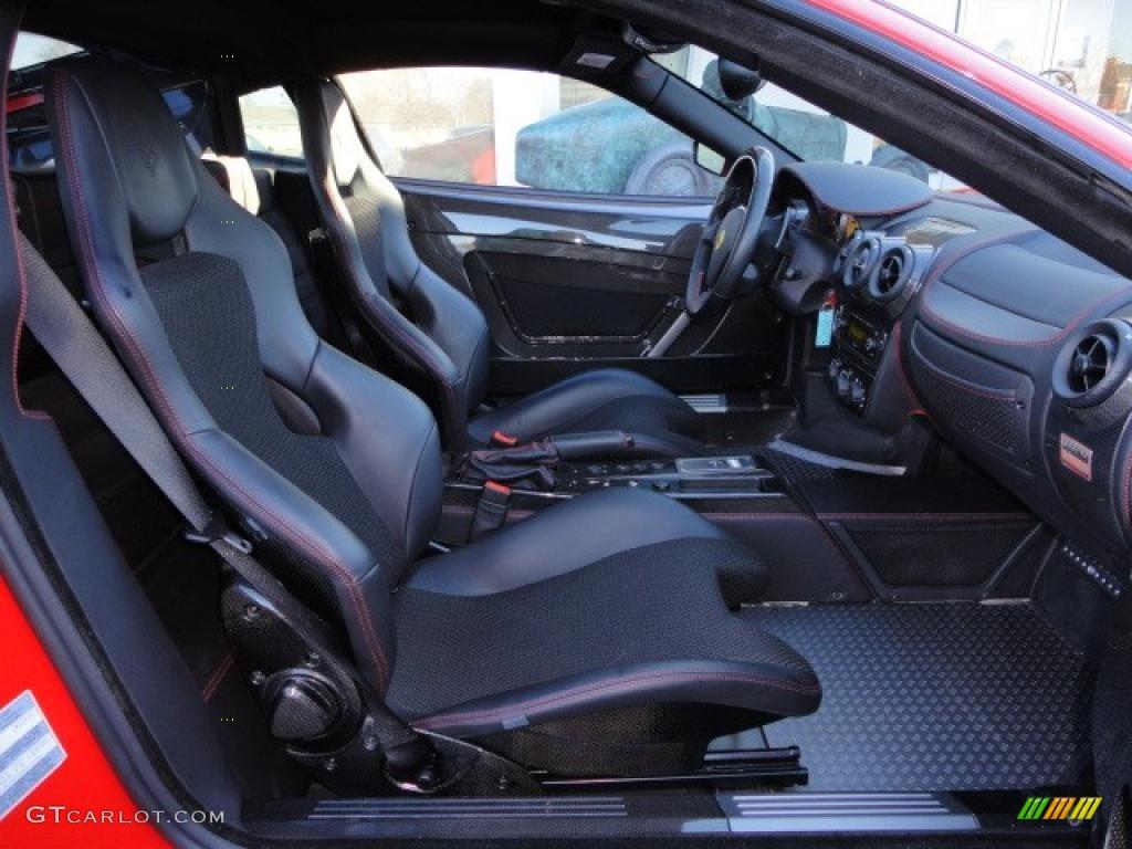 2008 Ferrari F430 Scuderia Coupe Interior Photo 40415152